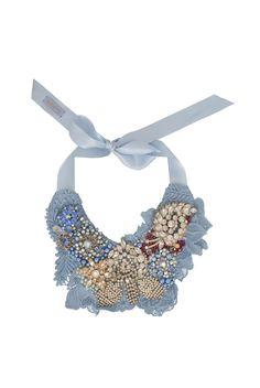 NEW: Carmen Cita Jones Jewelry – umwerfende Statement Kette Blue Hope.