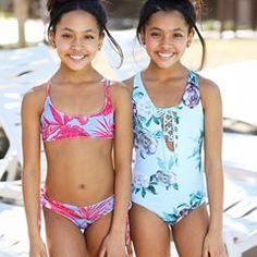 I woke up in beach modeeee⭐️💗🤪 Little Girl Models, Cute Little Girls Outfits, Teen Girl Outfits, Cute Girls, Preteen Girls Fashion, Cute Kids Fashion, Sexy Teenager, Black Baby Girls, Cute Mixed Babies