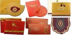 Traditional Hindu wedding cards are available in heart-warming patterns. Find the inherent quality of exclusive Hindu wedding invitations with personalized service at our website. #HinduWedding #Amazinginvitationcards
