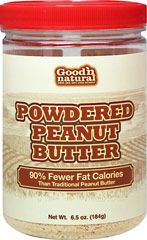 Powdered Peanut Butter <p>Welcome to the world of Good 'N Natural®, where good taste comes naturally. Our brand celebrates nourishing snacks you'll feel good about; snacks that are nutritious as well as delicious.<br /></p><p>We start with the freshest, most wholesome ingredients to create the highest quality snacks nature has to offer. With only three ingredients and 90% fewer fat calories, this product is perfect to add into any of our Myology Whey Proteins. You ca