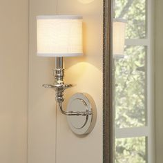 Hollister 1-Light Wall Sconce