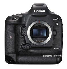 Canon 1D X Mark II Detial Specs | Camera News at Cameraegg