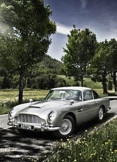 Beautiful Aston Martin - We can handle all of you car importing needs visit http://cars2nz.com
