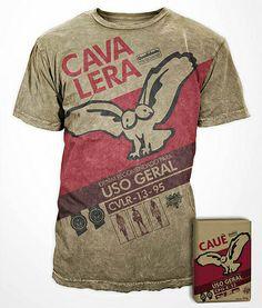 Cavalera Graphic 01 vintage T-shirt Shirt Jacket, Shirt Outfit, Cool Tees, Cool Shirts, Boys T Shirts, Tee Shirts, Denim Tees, Cyberpunk Clothes, Tee Design
