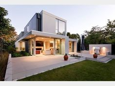 Taking out awards for its beauty and impeccable interior, it was little wonder this home and its designer Cymon Allfrey was named as the 2011 Supreme Winner