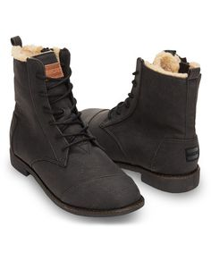 Another great find on #zulily! Black Alpa Classic Leather Boot #zulilyfinds