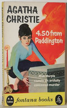 Agatha Christie novel A fave of mine and the film with Margaret Rutherford.
