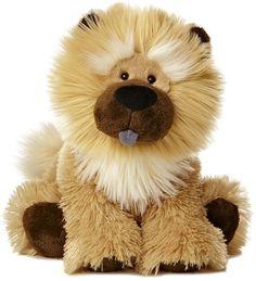 Oh my goodness! Cuteness factor times 10! Cinnabear Chow Chow Wuff & Friends Stuffed Animal by Aurora