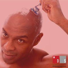 Es falso que #raparse hace que el cabello crezca más fuerte. ¡Olvídate de los mitos! Si quieres que tu cabello crezca, usa @DSLabsMX. Forget You, Te Quiero, Hair, Men