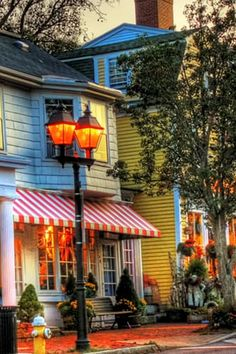 The Cutest Town in Every U.S. State via @PureWow massachusetts