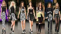 """Munecas""collection spring/summer 2014 fashion design Annalisa Coco #aztechi #teschi messicani #frida khalo #dreamcutcher"