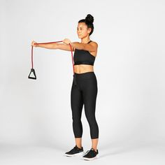 Flexible bands that can strengthen your whole body? Sounds like an irresistible way to exercise indoors. (Searches for band workouts +1913%)