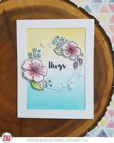 Heather  and Ashley  have some fun cards for us today. Take a peek!   This first card by Heather is great. I love these little french t...