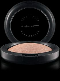 MAC Mineralized Skinfinish in Soft and Gentle-  The highlighter i use