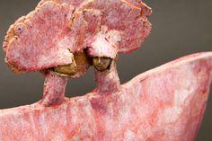 Pink Friend, Ceramic