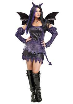Women's Dragon Fairy Costume