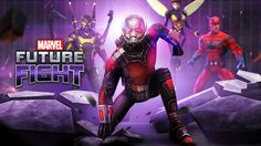 MARVEL Future Fight Review For Android And iOS – Best Role-Playing Game