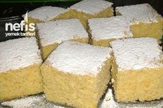 Limonlu Kek Yapımı Tarifi
