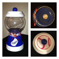 LA Dodger fans, Look what I'm Selling.. Candy Dishes.. Selling for $25.00 not including Shipping!! Please Contact me at shooshscreations@yahoo.com.. Thank you