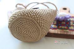 Crochet Coin Purse, Straw Bag, Burlap, Reusable Tote Bags, Handbags, Purses, Knitting, Blog, Harry Potter