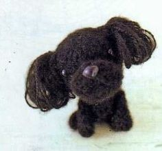 Cute Amigurumi Puppy Dog - FREE Crochet Pattern / Tutorial