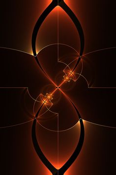 Twist Of Fate - Fractal Art by CMWVisualArts