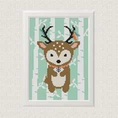 Hey, I found this really awesome Etsy listing at https://www.etsy.com/listing/502722662/animals-cross-stitch-printable-pdf