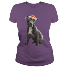 Awesome Tee STAFFY FLOWER CROWN Shirts