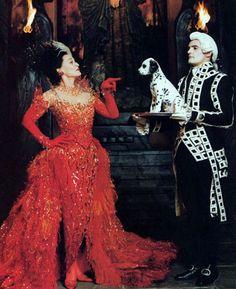 Anthony Powell - Costumier - 101 Dalmatiens - 1996 - Glenn Close - Cruella de Vil