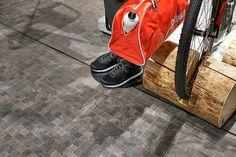 Domino ASH Vulcano, cut/raw I Shops I natural wood floors I mafi.com Natural Wood Flooring, Solid Wood Flooring, The Old Days, Golf Bags, Floors, Ash, Old Things, Shop My, The Incredibles