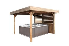 Hot tub gazebo - contemporary
