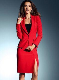 mobile site-Summer career set elegant skinny women's skirt suits ...