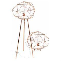 Diamond Stehleuchte - Kupfer - Globen Lighting