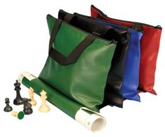 US Chess Federations Standard Chess Bag  ROYAL BLUE *** Check out this great product.