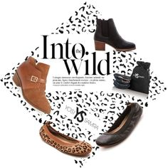 """Fall Into the Wild with Yosi Samra"" by thebarnowlboutique on Polyvore"