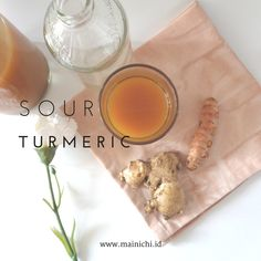 Sour turmeric aka 'kunyit asam', one of well known Indonesian traditional drink. Our mother believes this recipe can mantain our health, and for woman especially, it helps to reduce body weight and...