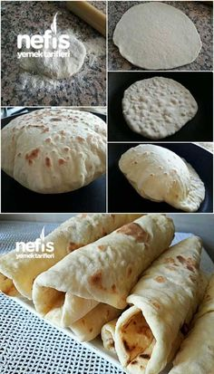 Tavada Balon Ekmekler – Nefis Yemek Tarifleri How to Make Balloon Breads Recipe in a Pan? Yummy Recipes, Fun Easy Recipes, Bread Recipes, Cake Recipes, Dinner Recipes, Cooking Recipes, Yummy Food, Meals For Two, Kids Meals
