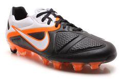 New Nike CTR360 Maestri II FG in Black Total Orange latest arrival. Visit  us 6c93e2ef6