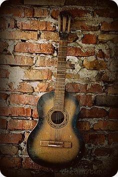 We would like to put some old junk instruments in the room, on the walls, or hanging from the ceiling.