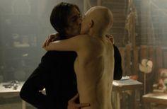 Splice sex scene with adrien brody