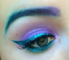 I love this look from @Sephora's #TheBeautyBoard http://gallery.sephora.com/photo/linerupsweeps-16263 Urban Decay Eyeshadow - Fishnet Urban Decay 24/7 Glide-on Eye Pencil - Deep End