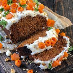 PASTEL DE ZANAHORIA - Jaqueline Henriquez : Jaqueline Henriquez Meatloaf, Cake, Desserts, Food, Stick Butter, Pastries, Raspberry, Tailgate Desserts, Deserts