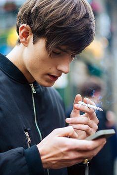 Luuk van Os after Gucci | Milan Men's Fashion Week Street Style