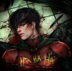 Jason Todd  In the end joker was fooled anyway  Jason came back more badass than ever!