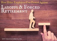 How do you protect yourself and your retirement against the growing odds of career derailment as an older adult? Here are three types of security to prioritize, and how to build upon each as an older worker. Retirement Accounts, Retirement Cards, Early Retirement, Retirement Planning, Retirement Decorations, Transition To Retirement, Job Security, Job Career, Dave Ramsey