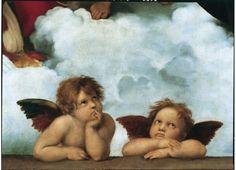 Puzzle Clementoni Museum Collection Raffaello: Madonna Sistina 1000 κομμάτια