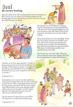 Saul, de eerste koning