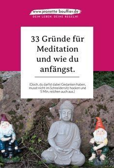 33 reasons for meditation and how to start - meditieren - yoga Zen Meditation, Meditation For Beginners, Meditation Benefits, Healing Meditation, Mindfulness Exercises, Mindfulness Practice, Visualisation, Coping With Stress, 7 Chakras