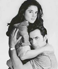 Throwback: Saif Ali Khan and Preity Zinta rock the denim look in their first photo shoot together http://www.pinkvilla.com/entertainment/photos/throwback-saif-ali-khan-and-preity-zinta-rock-denim-look-their-first-photo