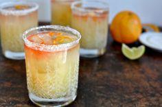 Fizzy Mezcal Margaritas | 25 Unusual Margarita Recipes That Will Get You Tipsy AF